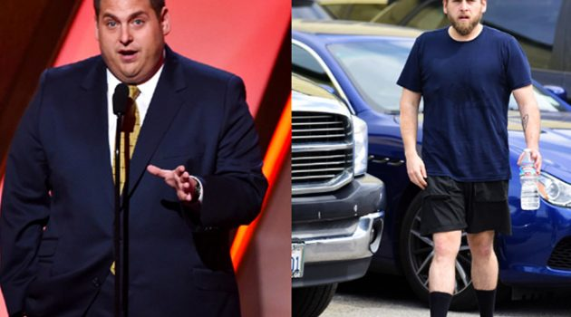 Jonah Hill shocks the world with amazing weight loss transformation