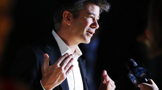 Uber CEO Travis Kalanick officially resigns