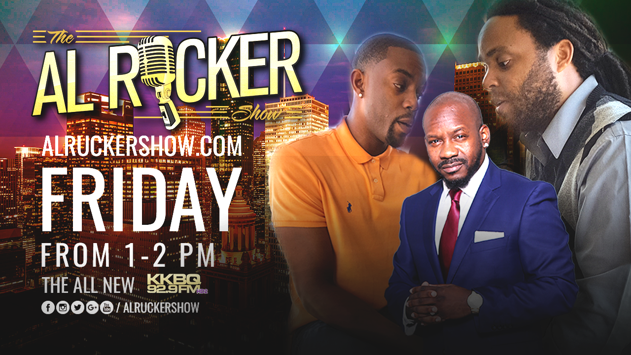 Al Rucker Show – Jesse Shelton and Marcus Sloan