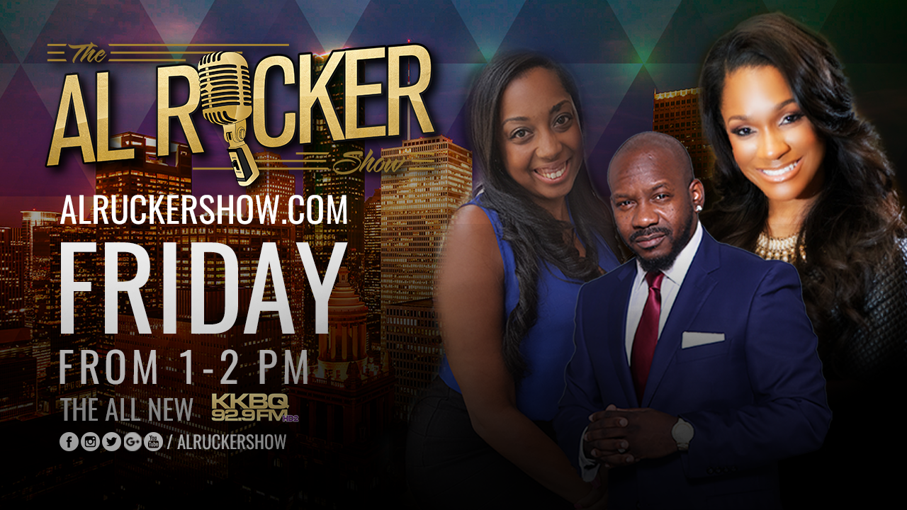 Al Rucker Show :  Ige Johnson and Frances Williams