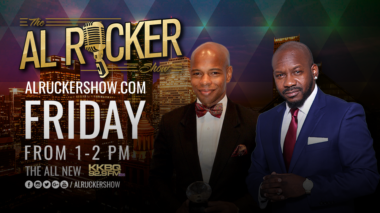 Al Rucker Show with Deric Muhammad