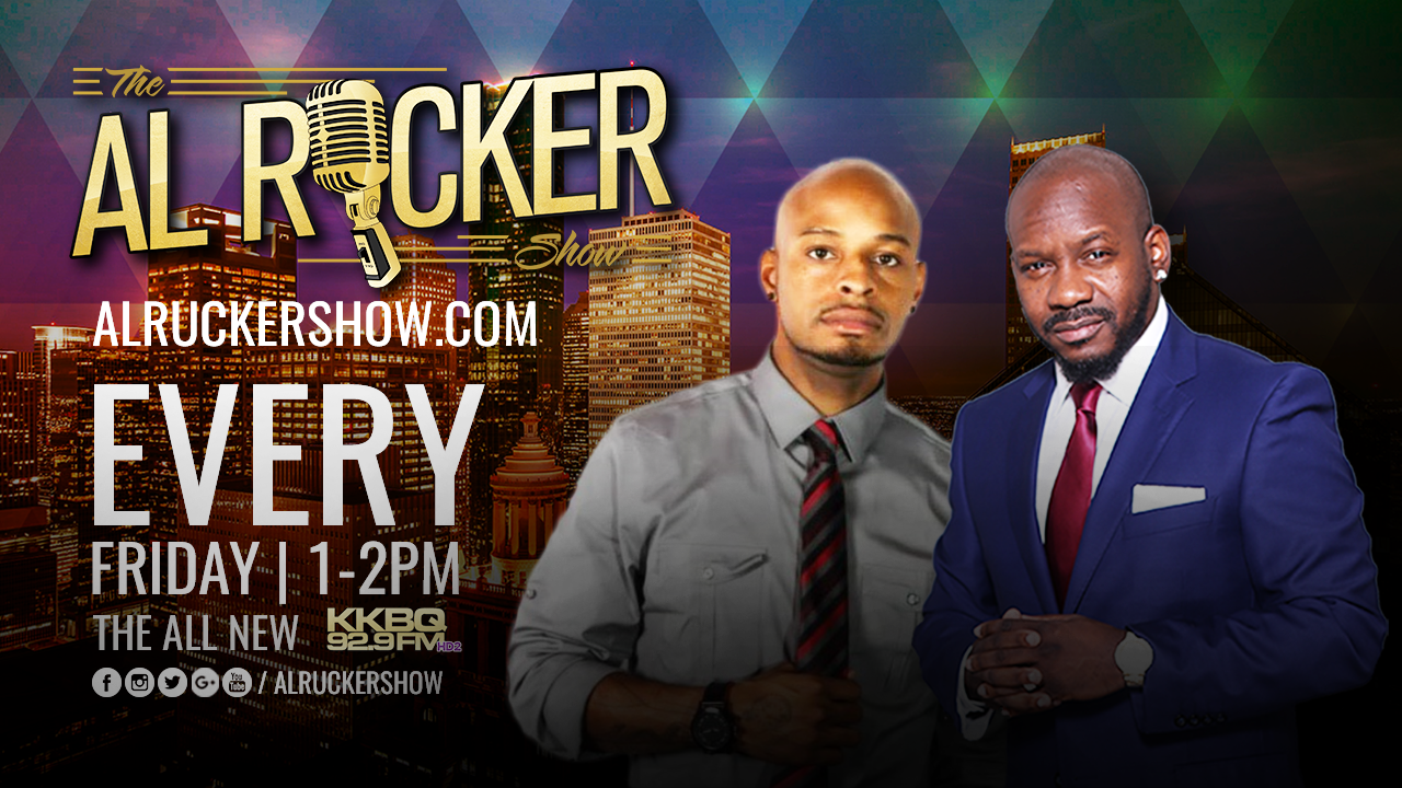 Al Rucker With Marcus Bowers June 10, 2016