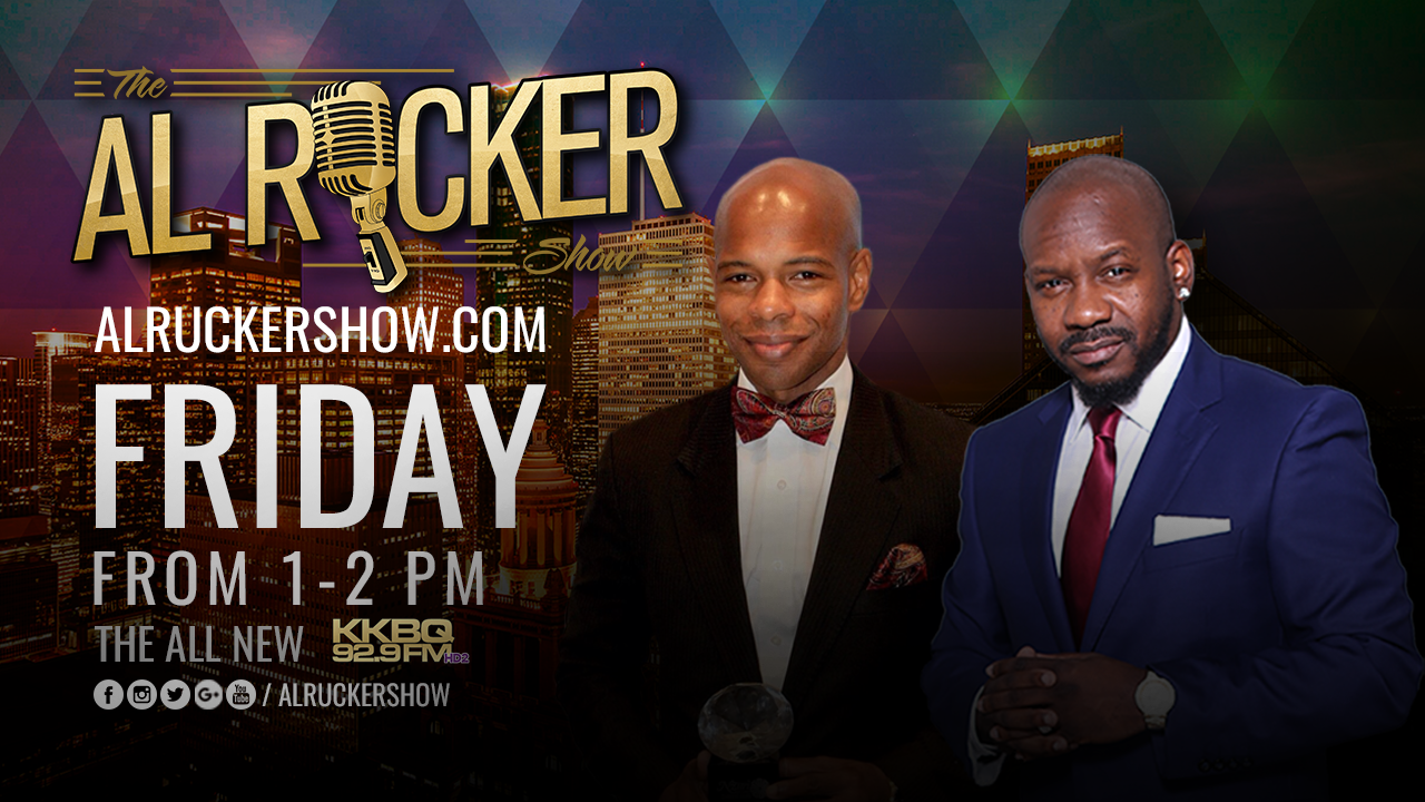 Al Rucker Show with Derric Muhammad – Father's Day Special