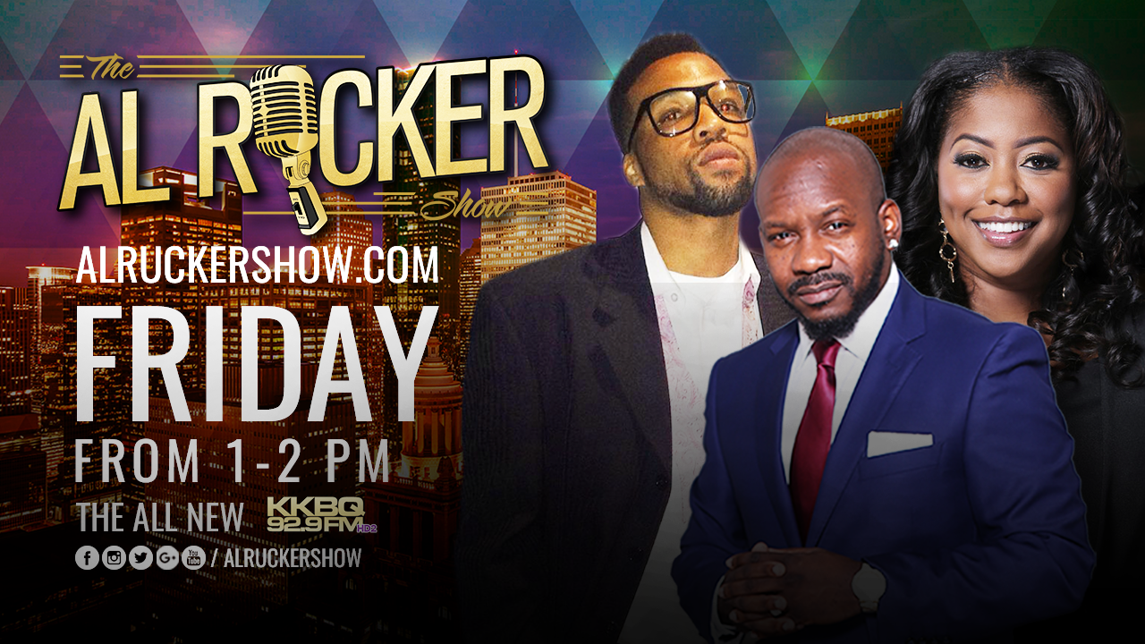 Al Rucker Show with Crytal Powell and Lil Darrel