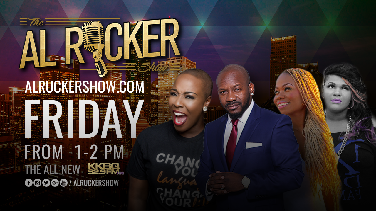 Al Rucker Show with Jotina Buck, Seneca Dunmore, Hazel El Brown and Tamara (episode)