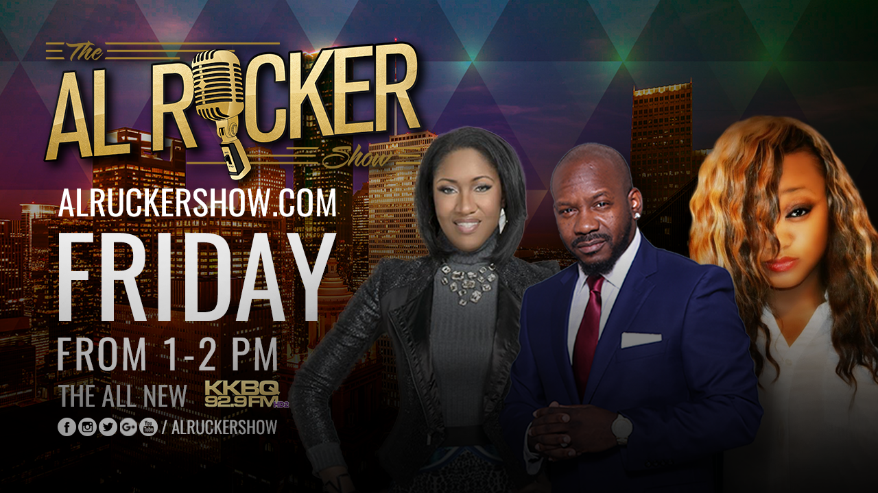 Al Rucker Show with Alissa R Jones, Shonnie Murrell and Marcelina Washington