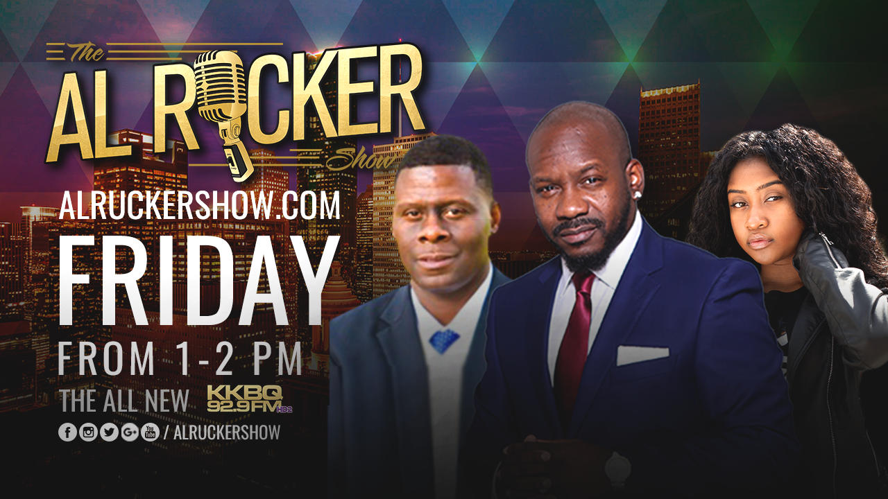 Al Rucker Show with Richards Andrews and Young Lyric