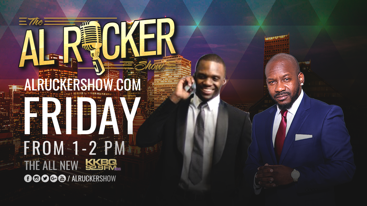 Al Rucker Show with Darryl Wilson Jr and Jabrecia Williams