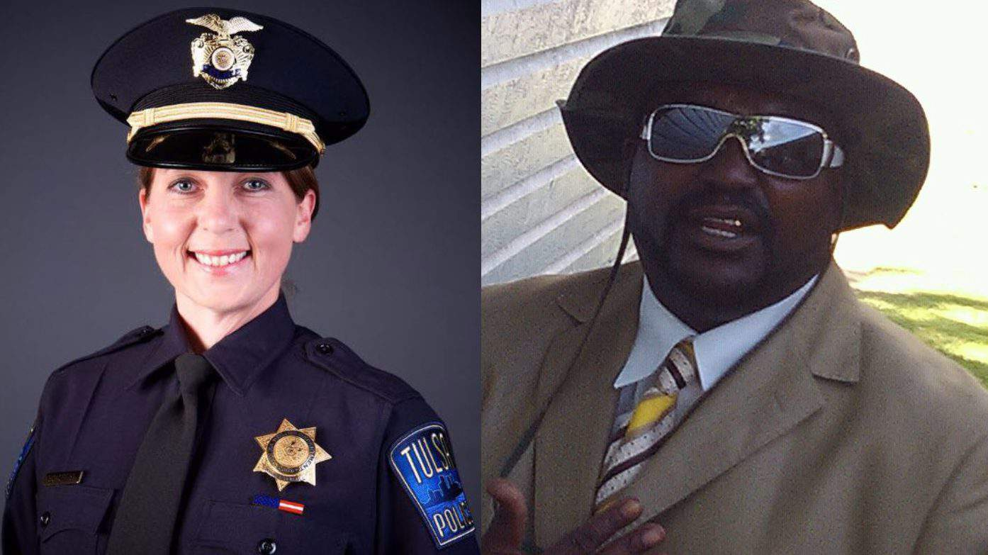 WATCH: Video Evidence Shows Terence Crutcher Helplessly Shot Dead By Tulsa Police #BlackLivesMatter