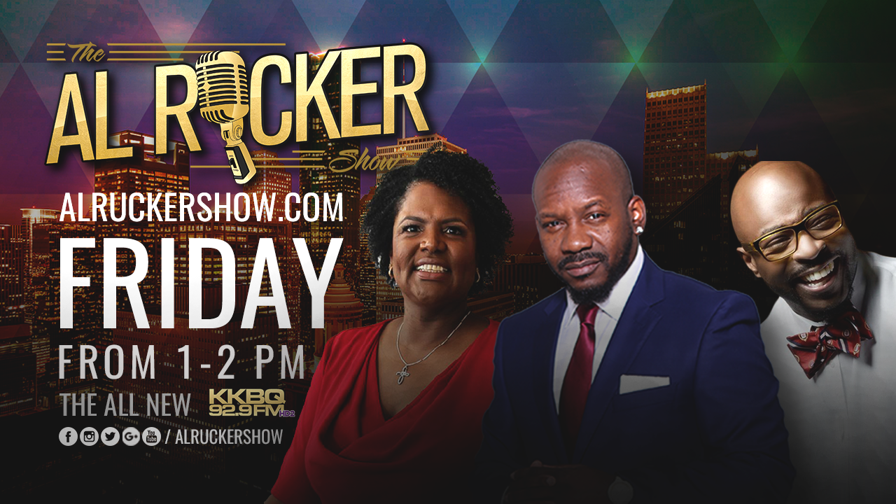 Al Rucker Show with Lori Bartley and Rudy Rush