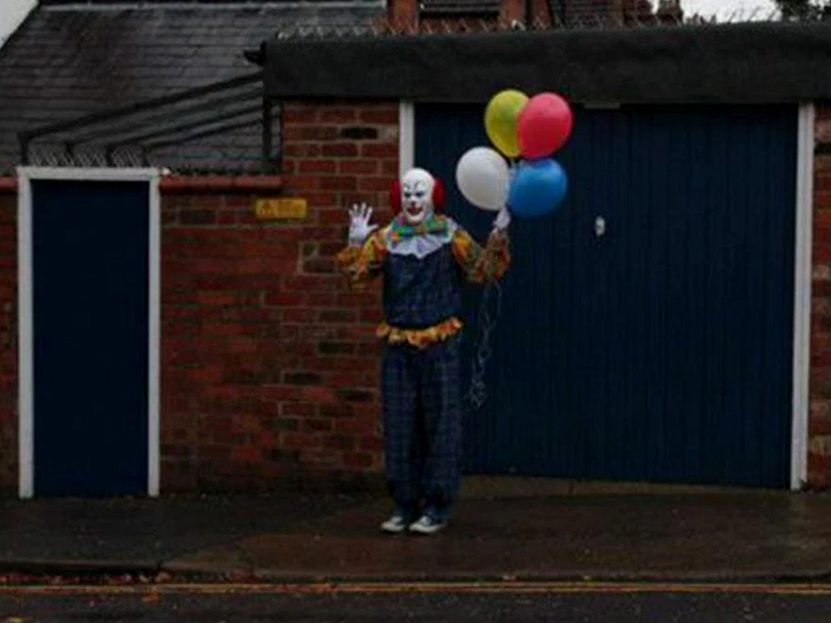 Creepy Clown Sightings Plaguing the Nation