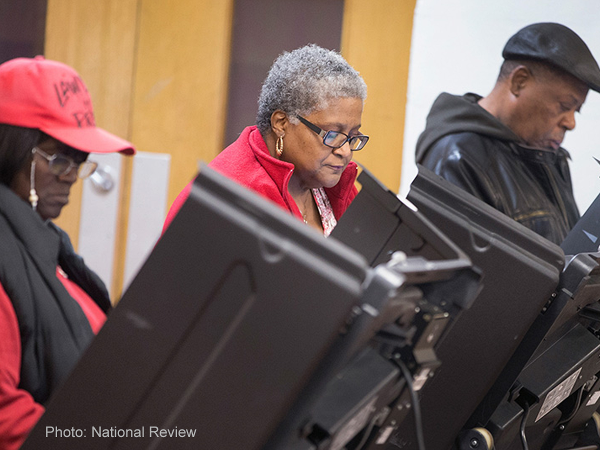 Presidential Election 2016 could be rough for black voters