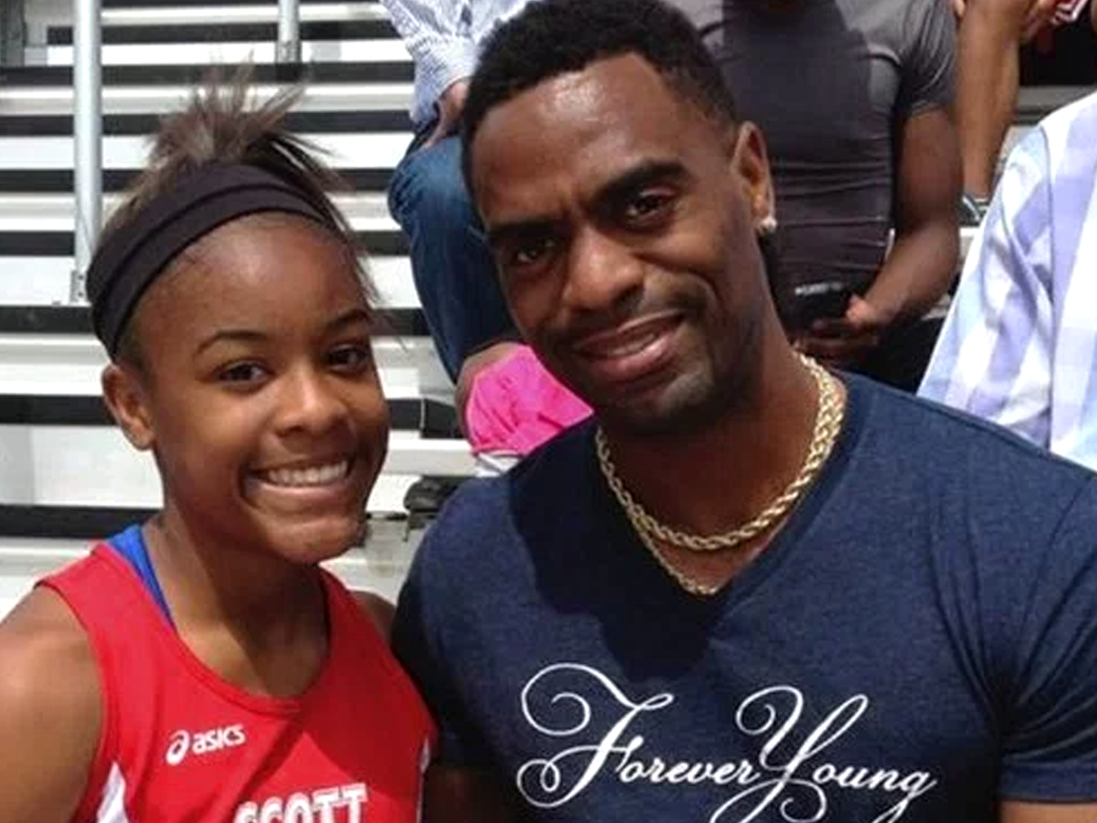 Teenage Daughter of Olympic Sprinter Tyson Gay Killed in a Shooting