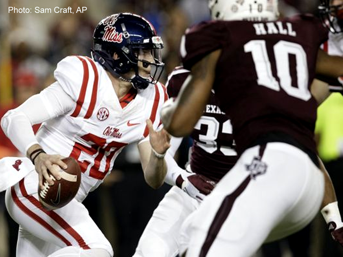 Ole Miss edges Texas A&M, 29-28
