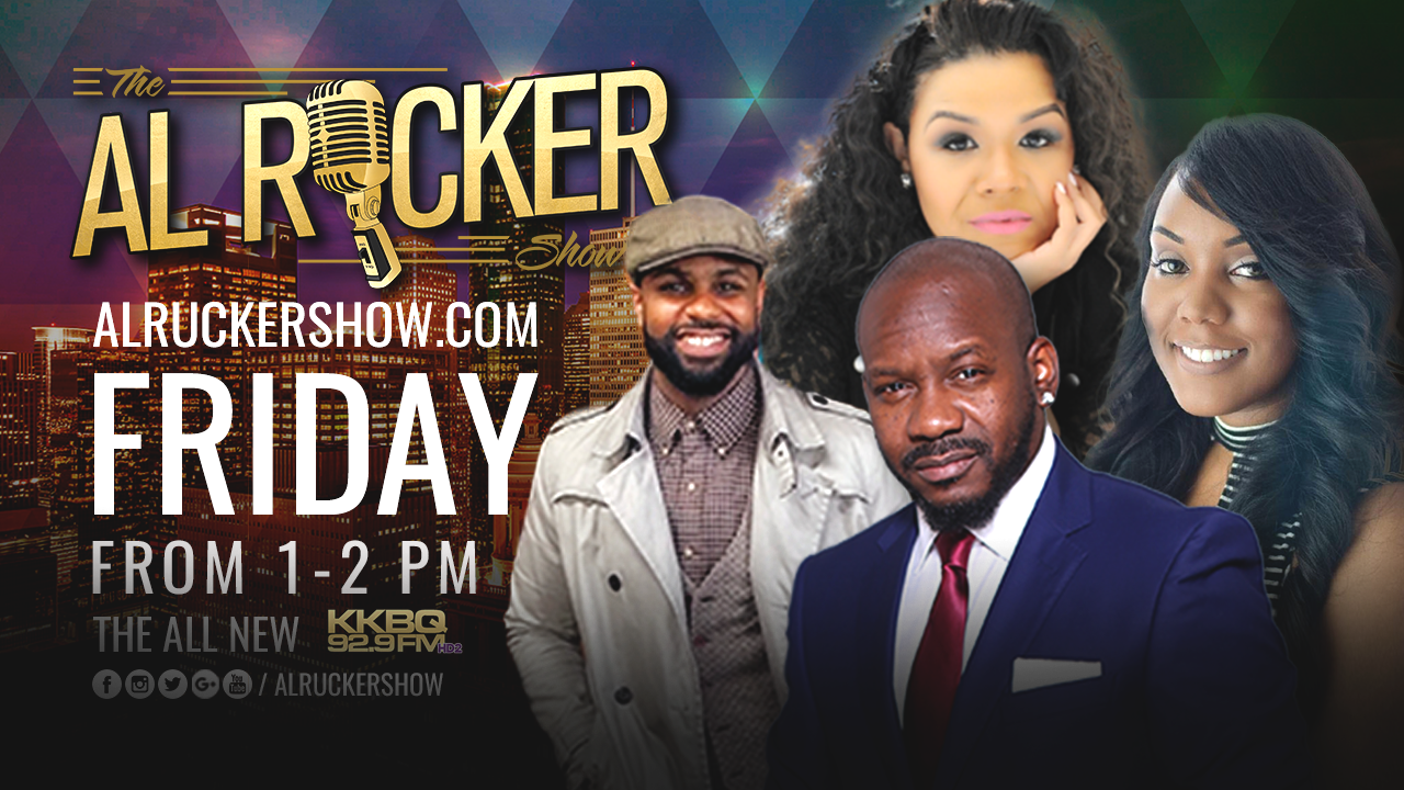 Al Rucker Show with Royce Thomas, Tiana Jones, and Wendi Turner