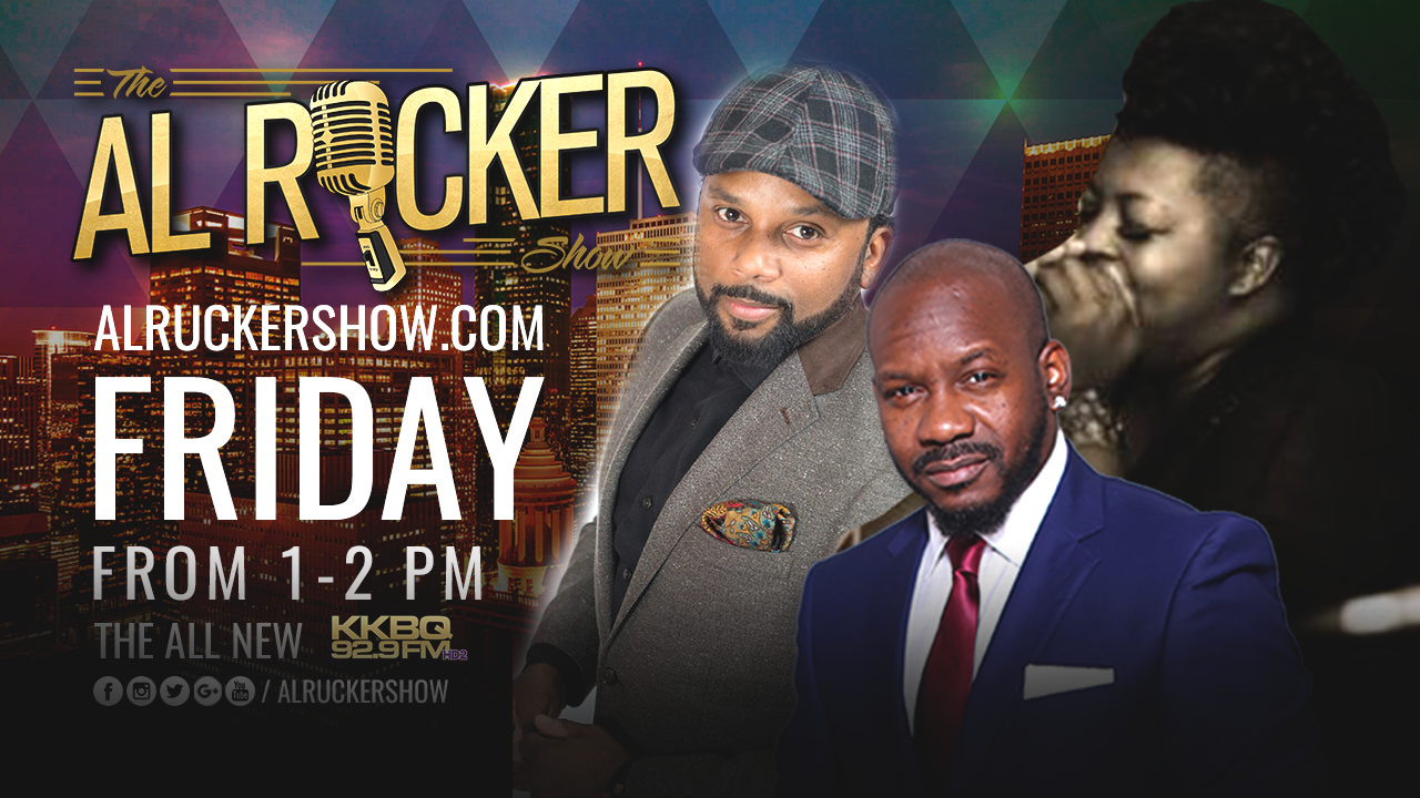 Al Rucker Show with Carl Anthony Payne II and Marrium Echo
