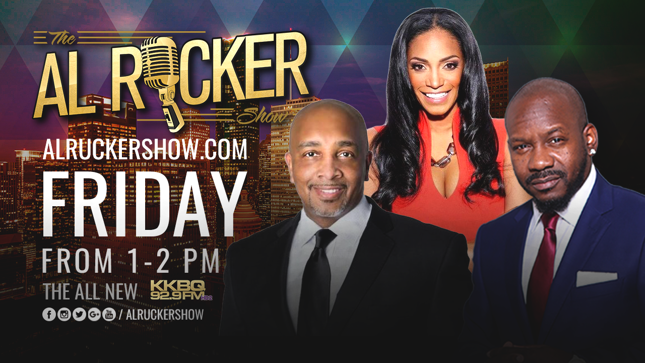 Al Rucker Show with Nyanza Moore and Dr. D Ivan Young