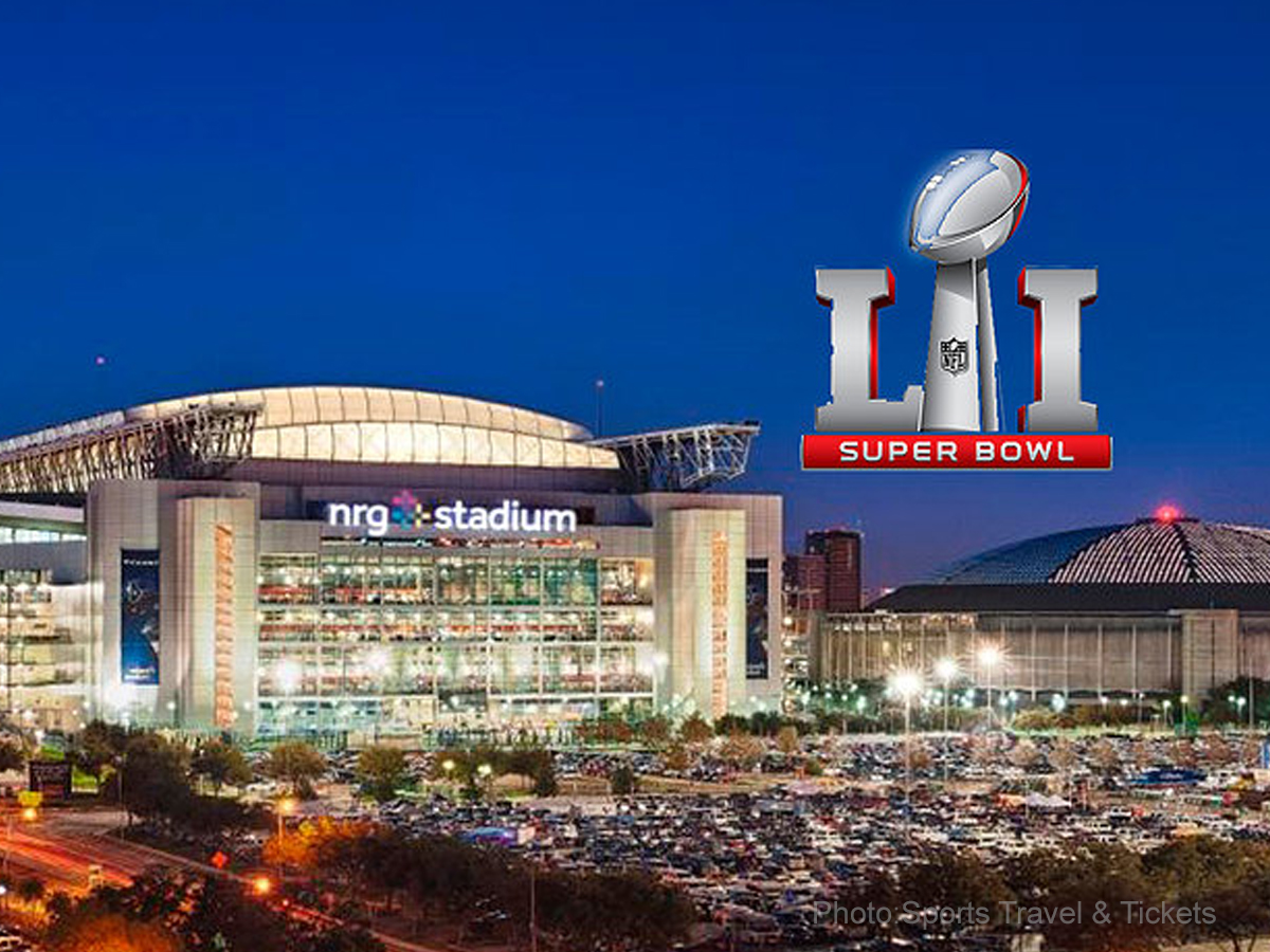 Houston expects $350 million income from the Super Bowl Li