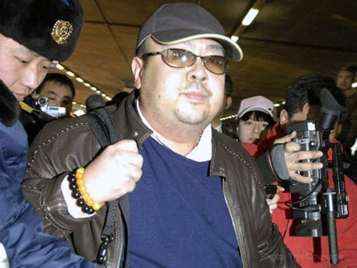 Suspect for Kim Jong Un's half-brother's assassination in Malaysia arrested