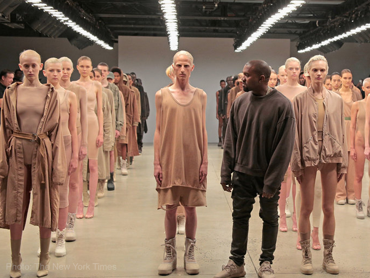 Kanye West reschedules Yeezy Fashion Week Show due to NYFW conflict