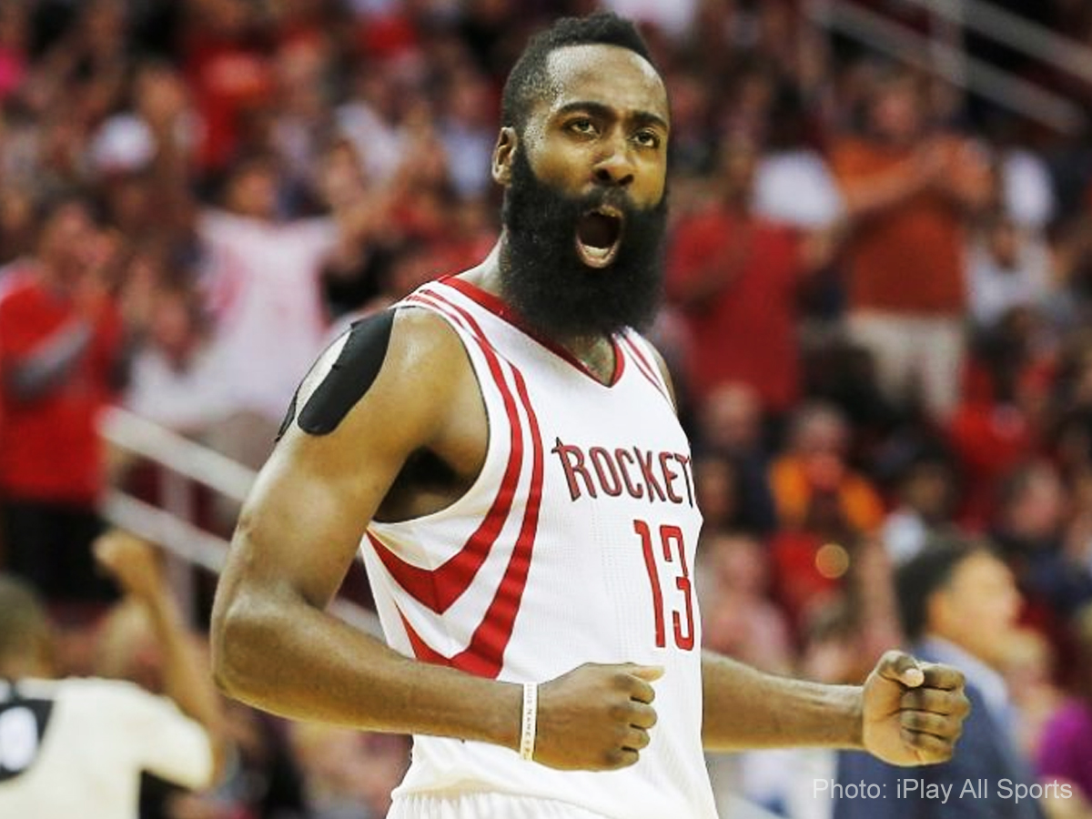 Harden creates NBA history as MVP race continues