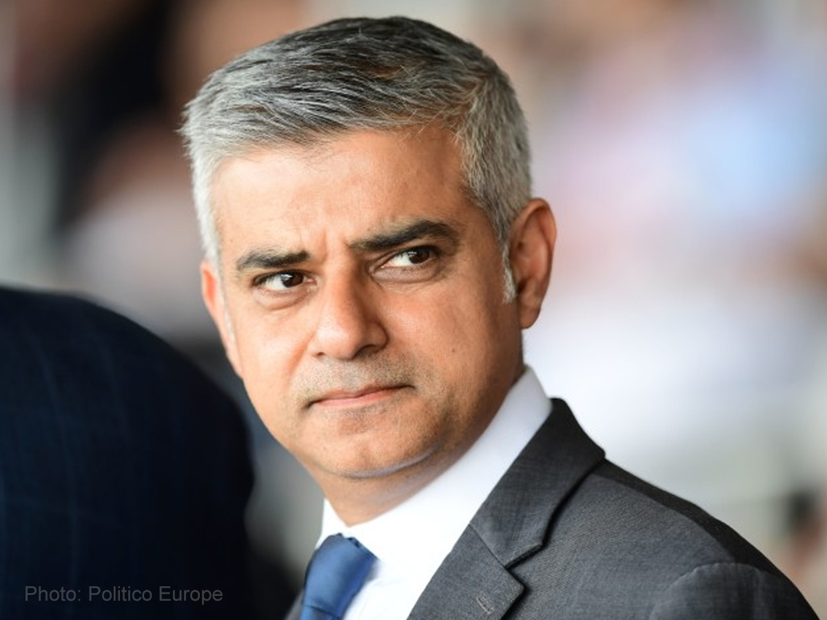 London Mayor ignores Trump Jr's tweet on recent terror attack