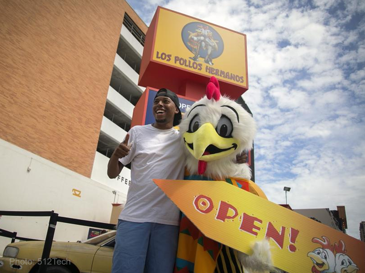 AMC brings life to Los Pollos Hermanos in SXSW