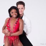 Simon Biles puts on her dancing shoes for DWTS season 24