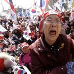 South Korea impeach President Park Geun Hye, Three supporters die in rally