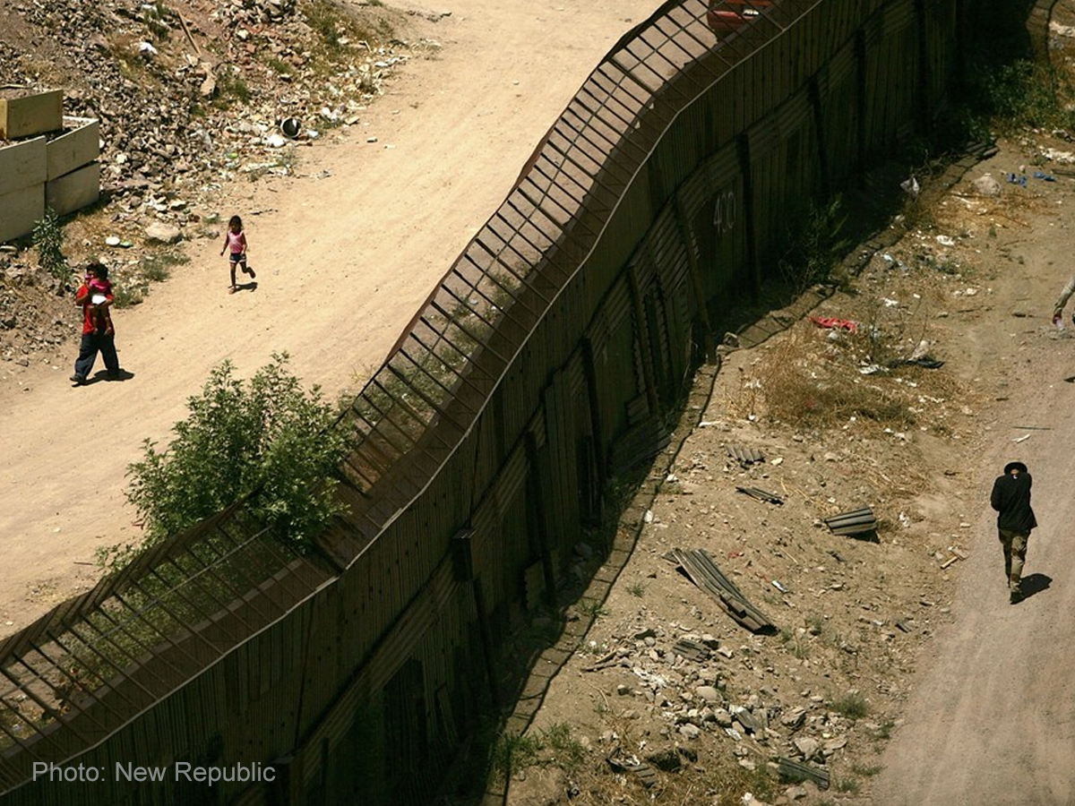 US Gov't on the look for border wall design proposals