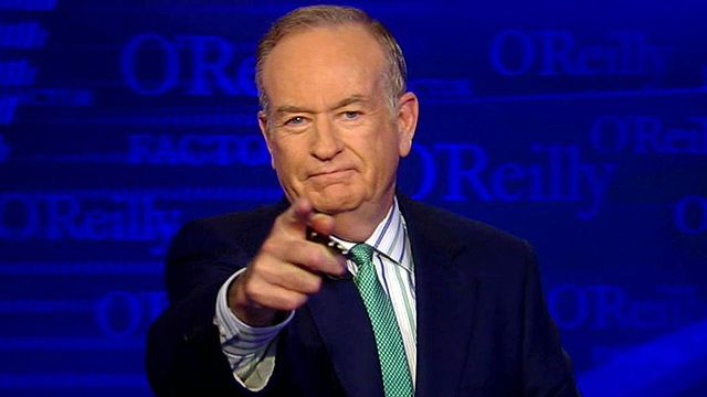Bill O'Reilly to receive $25 million payout from Fox News