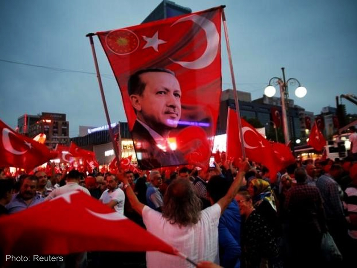 Erdogan claims sweeping victory on Turkey Referendum