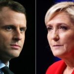 Marine Le Pen and Emmanuel Macron advances in final presidential match