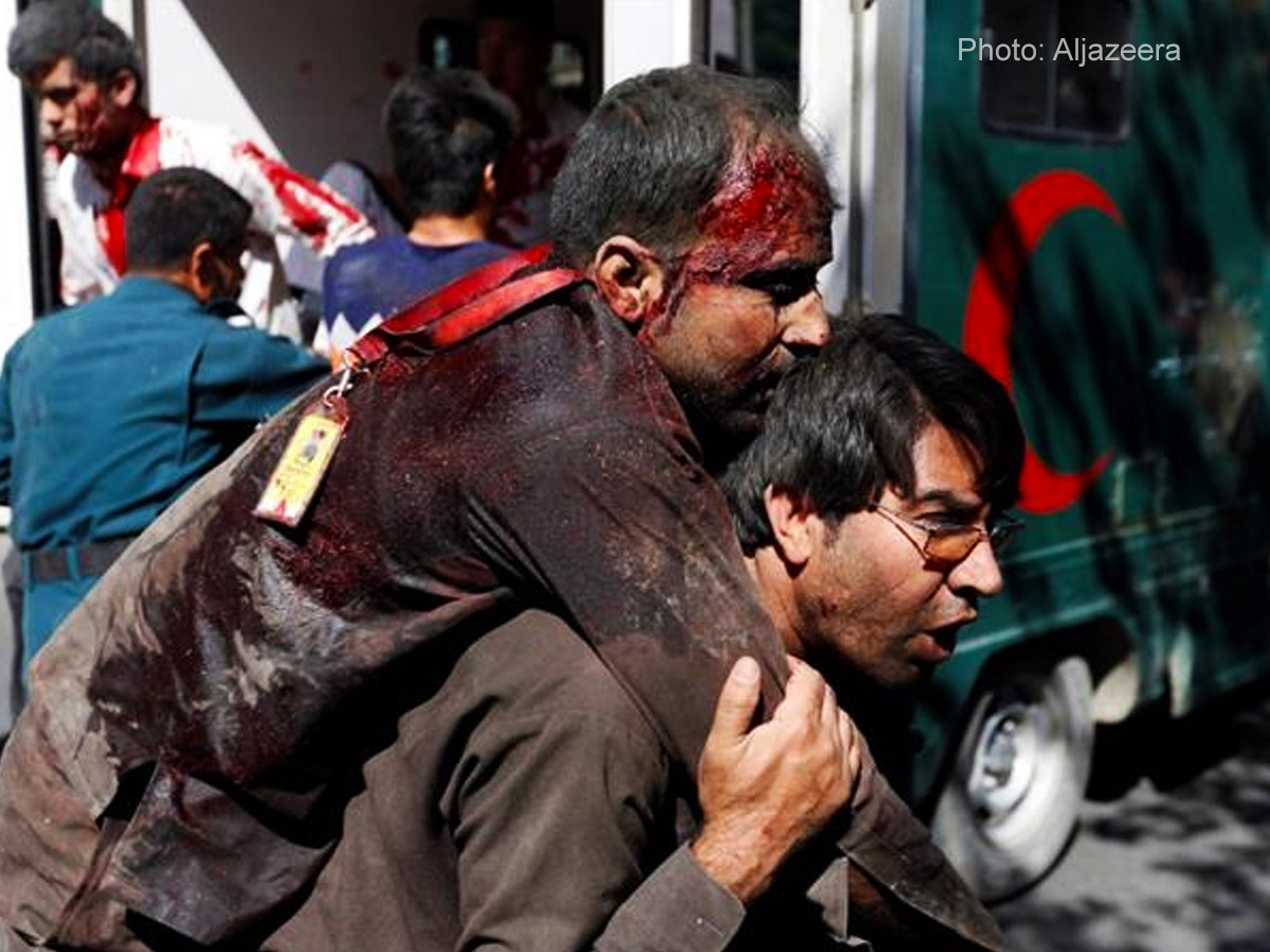 More than 80 dead in Afghanistan blast