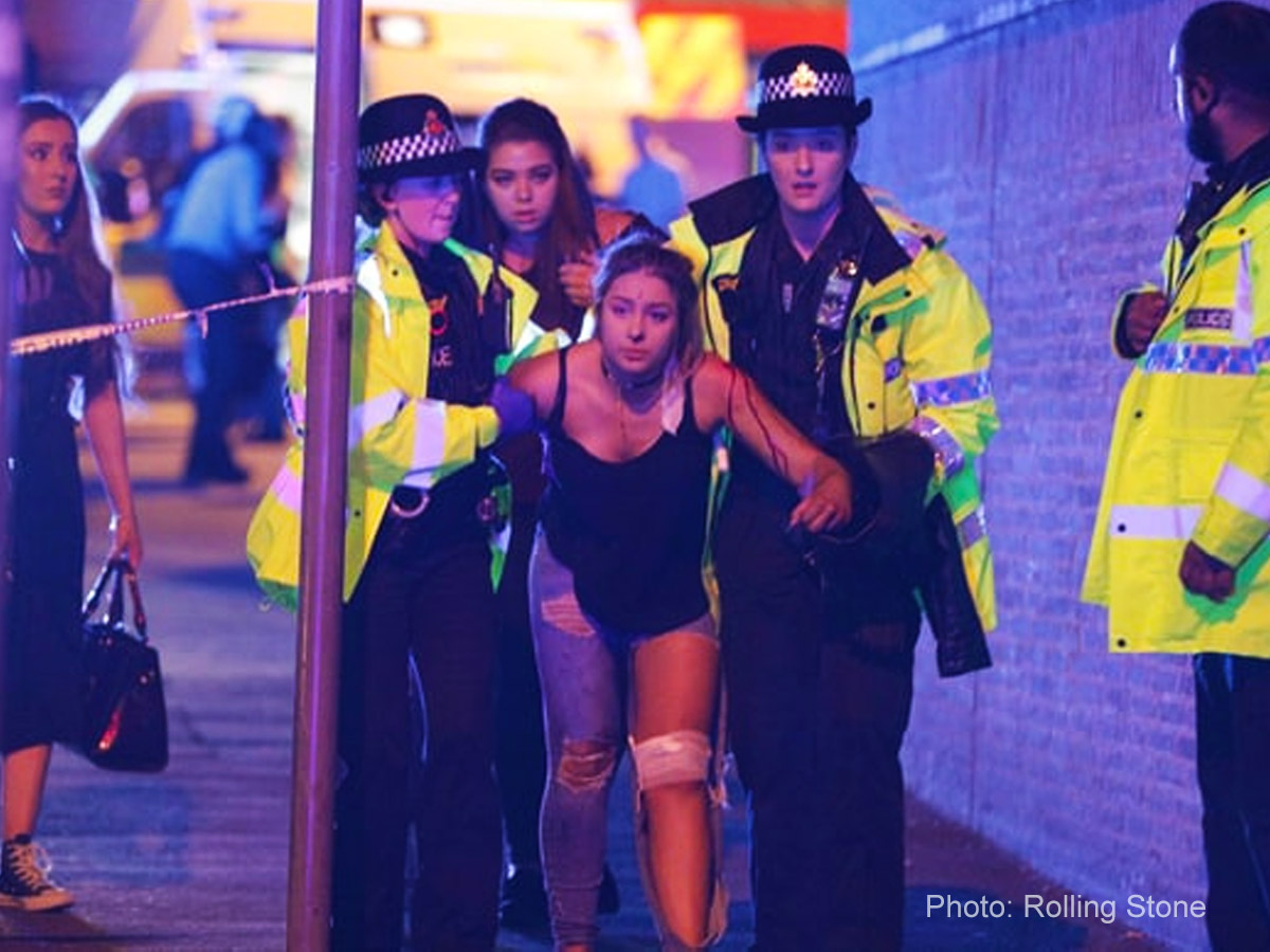 22 dead, more than 50 injured in Ariana Grande concert bombing