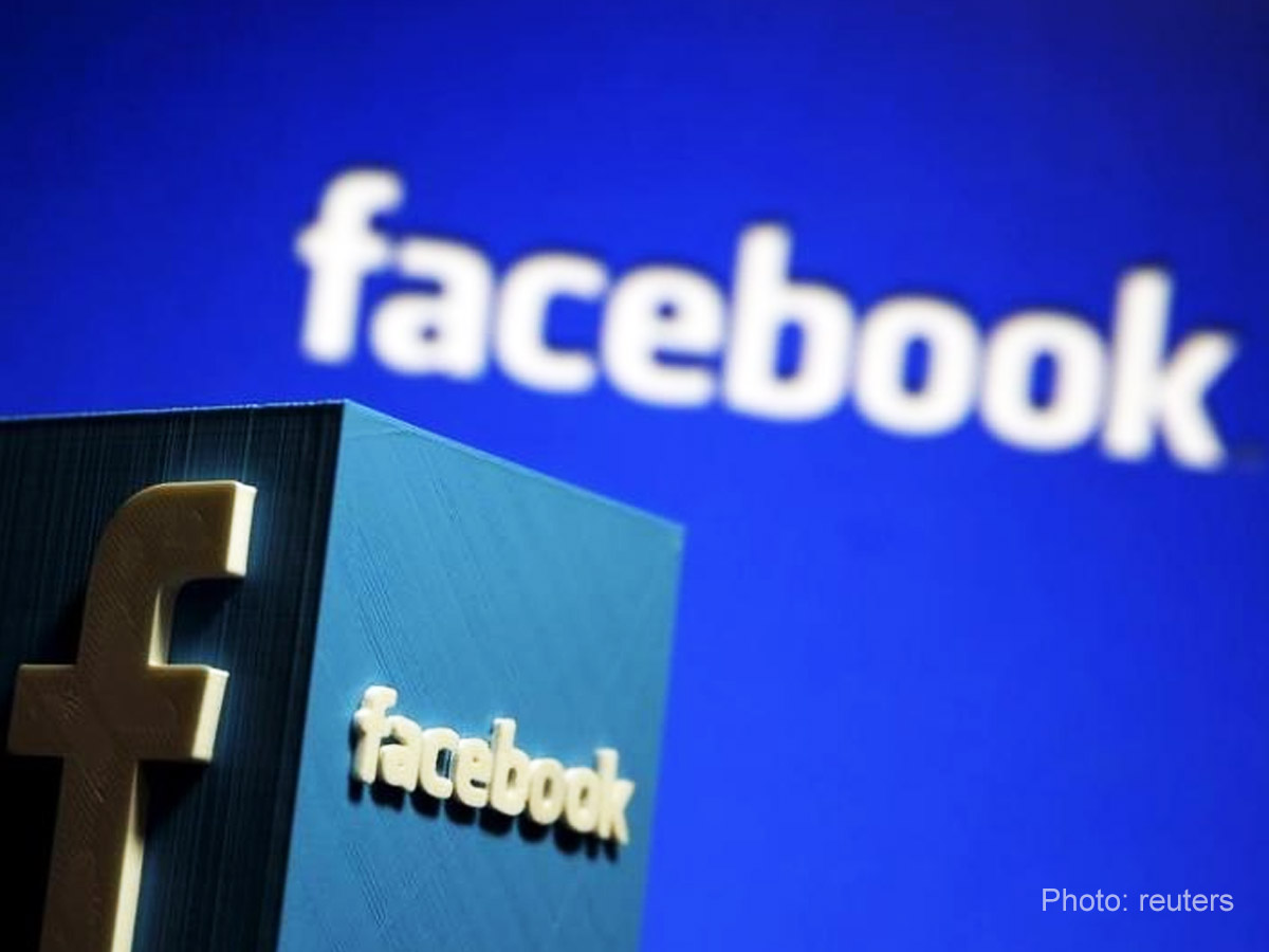 Facebook users nears 2 billion