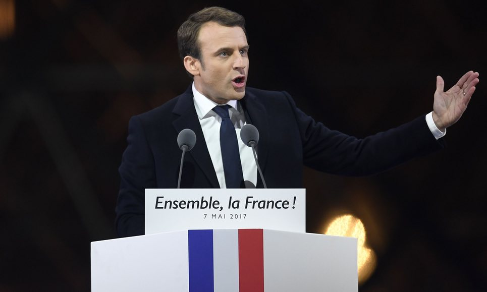 French Election 2017: Macron is France's new president