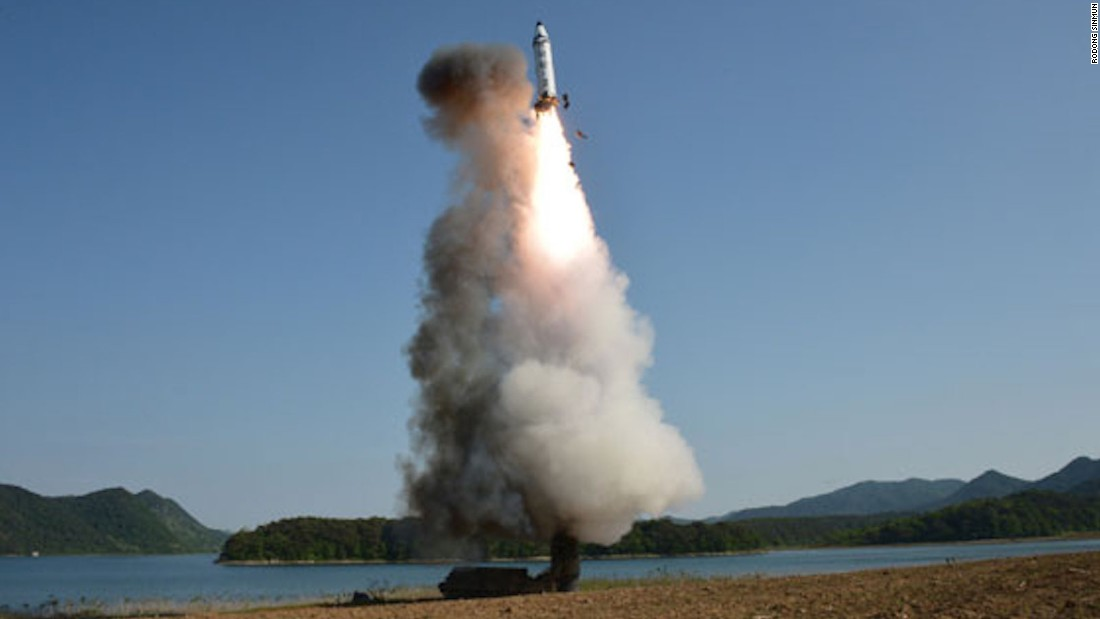 North Korea fires third missile launch in 3 weeks