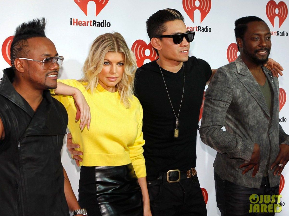 Fergie leaves the Black Eyed Peas