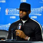 'Being black in America is tough' – LeBron James
