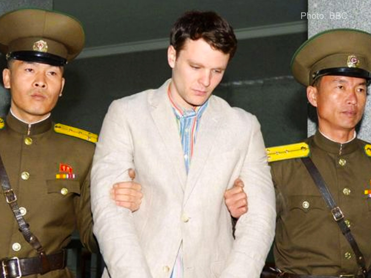 Ex-North Korea detainee Otto Warmbier diagnosed with severe brain injury