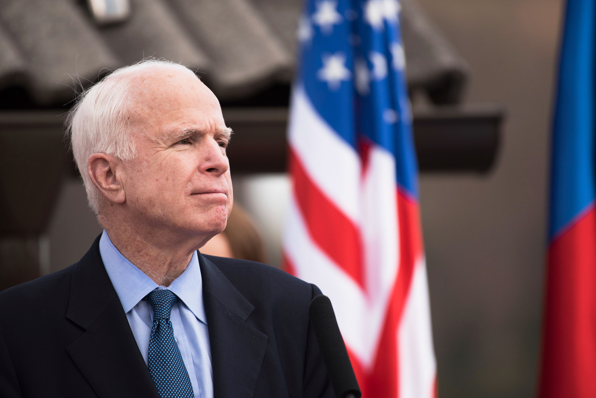 Senator John McCain Diagnosed With Brain Cancer