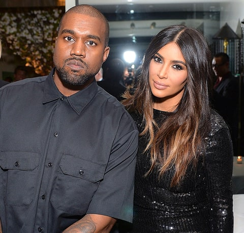 Kanye West and Kim Kardashian's Surrogate Is Reportedly Three Months Pregnant