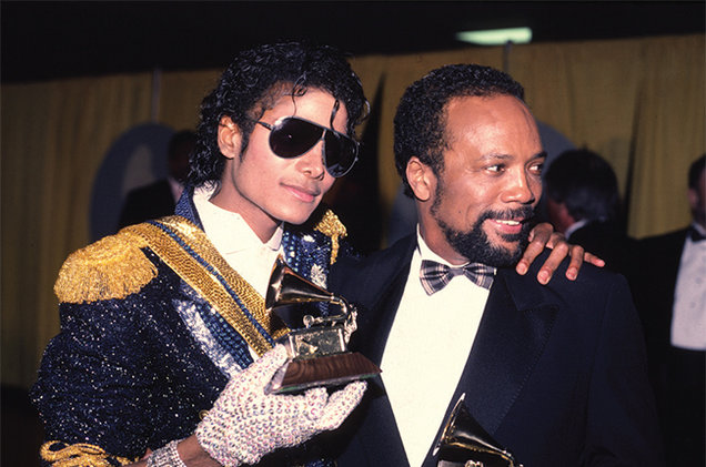 Quincy Jones Awarded $9.4 Million in Michael Jackson Royalty Suit