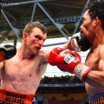 Manny Pacquiao surrenders WBO title to Jeff Horn