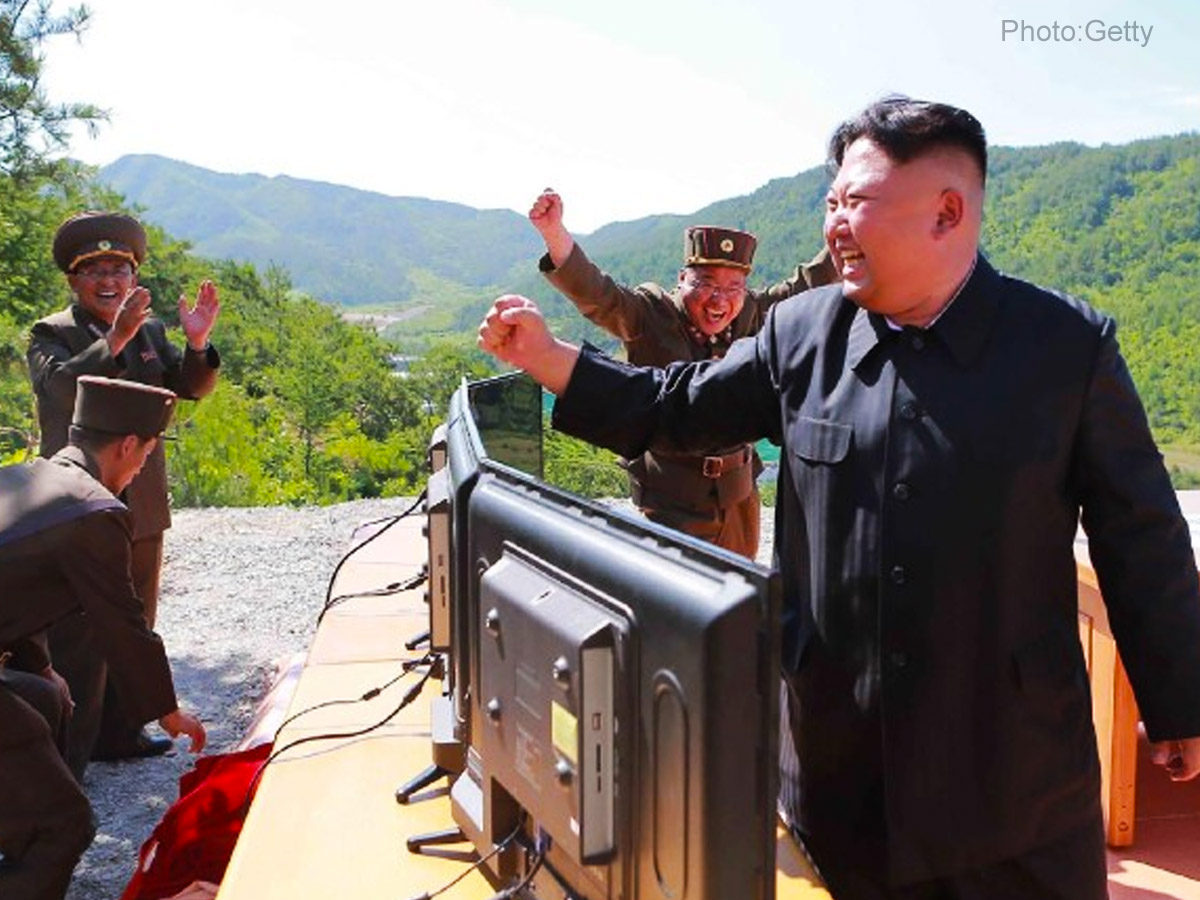 US, South Korea answers North Korea's missile launch with a drill