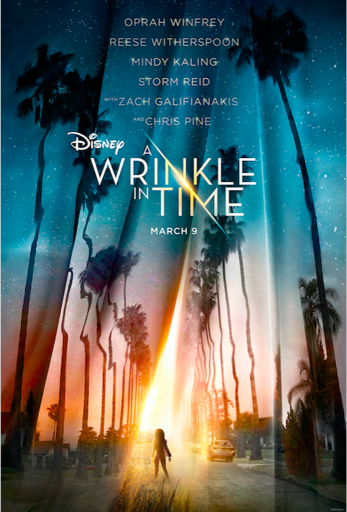 First Look: Disney's A Wrinkle In Time