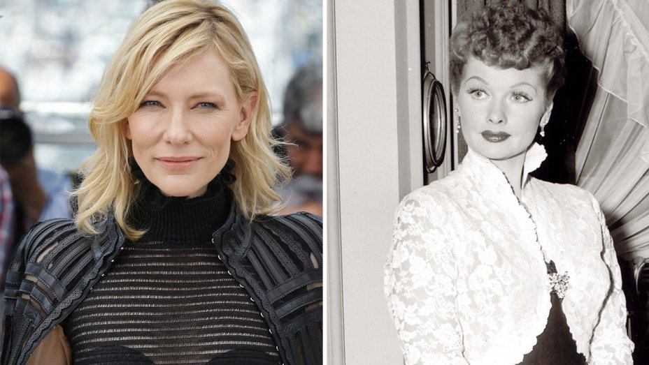 Amazon Picks Up Lucille Ball Biopic Starring Cate Blanchett