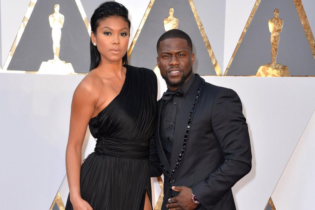 Kevin Hart reacts to 'cheating' allegations on Instagram