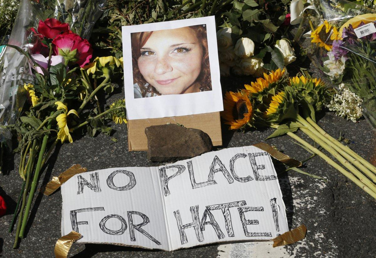 Funeral for Charlottesville Victim Heather Heyer to be Held Wednesday